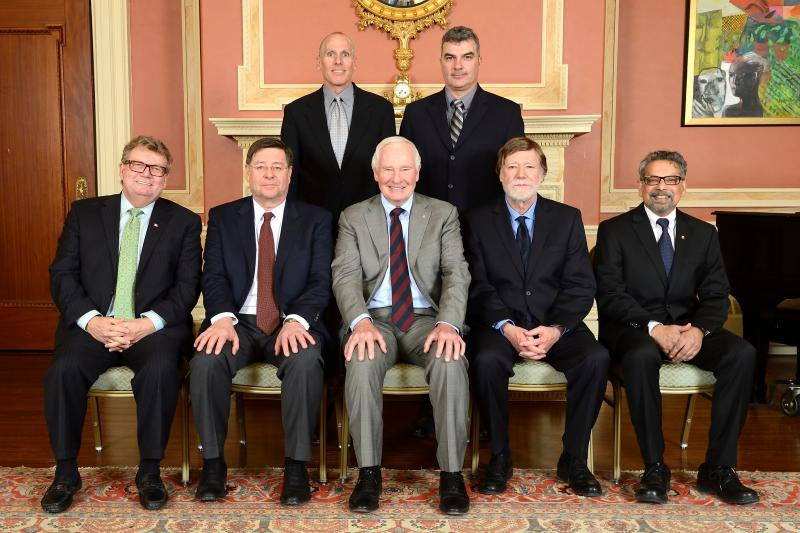 Synergy Team with Governor General